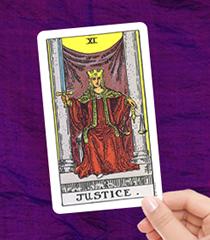The Justice Card